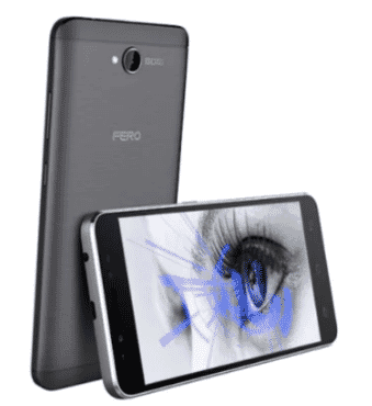 A&S Fero Iris Mobile Phone