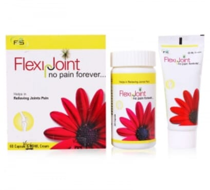 FLEXI JOINT CREAM AND CAPSULES