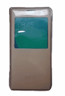 Flip Case + Tempered Glass Screen Protector For Infinix Note 4 Pro