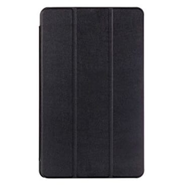 Flip Cover & Screen Guard For Lenovo A7-30 Tab 2 - Black