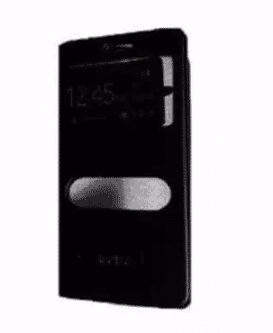 Flip Case For Tecno La7 - Black