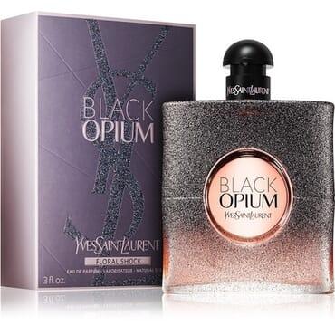 Yves Saint Lauren Black Opium Floral Shock EDP 90ml Perfume for Women