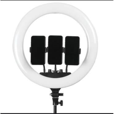 Studio Ring Light 18 Inch For Makeup Light Studio Light Videography Photographer