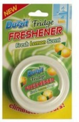 Set of 2 lemon fridge freshner