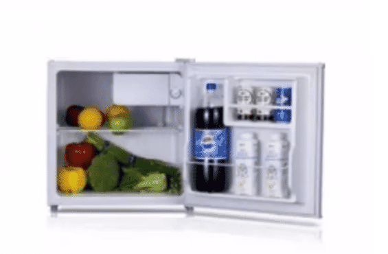 Midea Table Top Single Door Bar Fridge - 65Litres