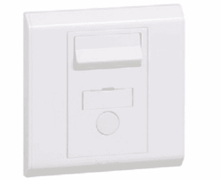 Legrand Fused Connection Unit - Switched + Cord Outlet - 13 A