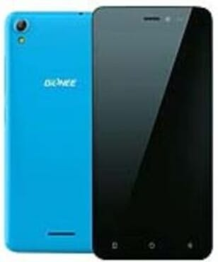 Gionee Pioneer P5 Mini - Blue