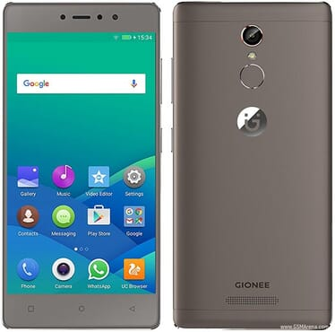 New Gionee S6 Mocha Gold 3Gb Ram