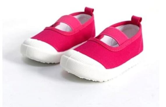 Fashion Trendy Children Girls Sneakers - Pink