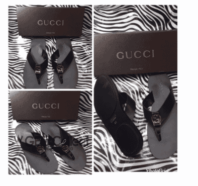 Men Gucci Slippers