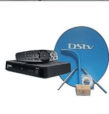 Dstv Full Kit - Hd Decoder - Dish Kit + One Month Free Compact Subscription