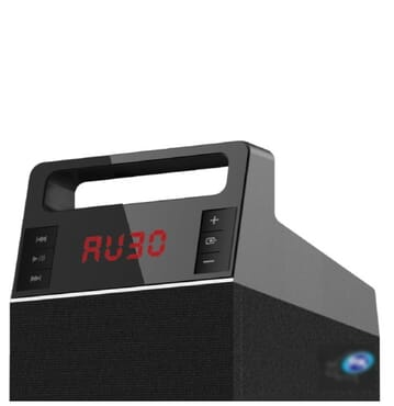 Rechargeable Multimedia Woofer Speaker With Bluetooth