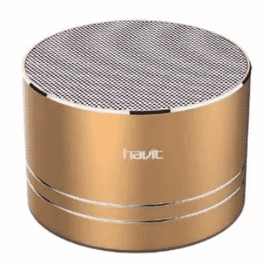 Havit V2.1+ EDR Bluetooth Speaker Hv-sk556bt - Gold