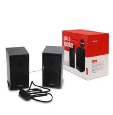 Havit USB 2.0 Wood Speaker - Hv-sk518