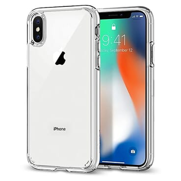 Universal IPhone X Case TPU Clear Case