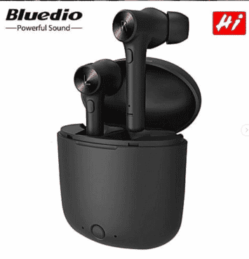 BLUEDIO HI TWS IN EAR WIRELESS SPORTS BLUETOOTH