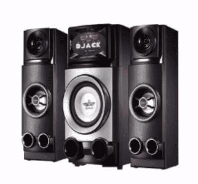 Djack Bluetooth HiFi System - DJ-L2
