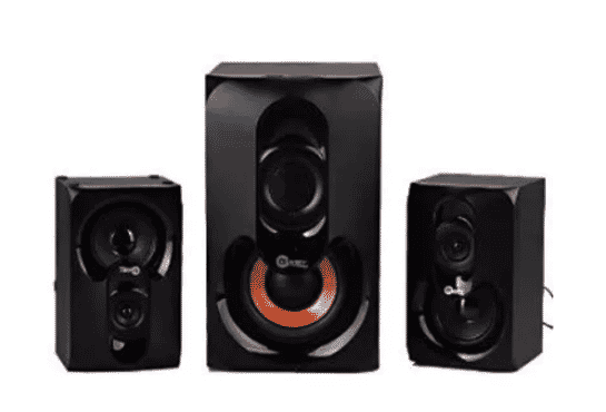 Gway Bluetooth Home Theater Hifi System Mark Series- Black