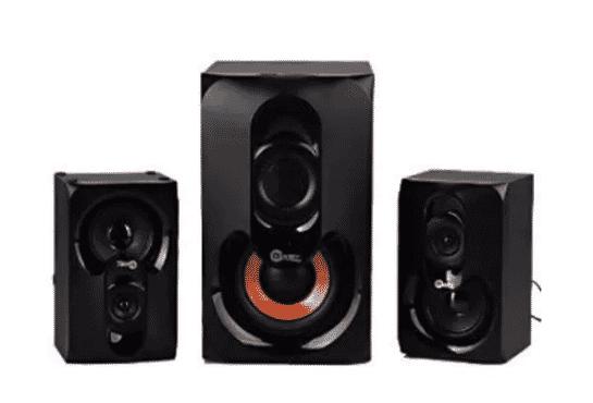 Gway Bluetooth Home Theater Hifi System Mark Series- Black