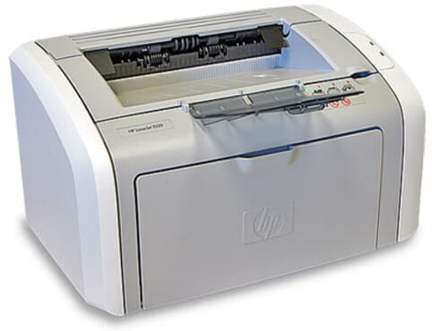 HP Laserjet 1010 Printer