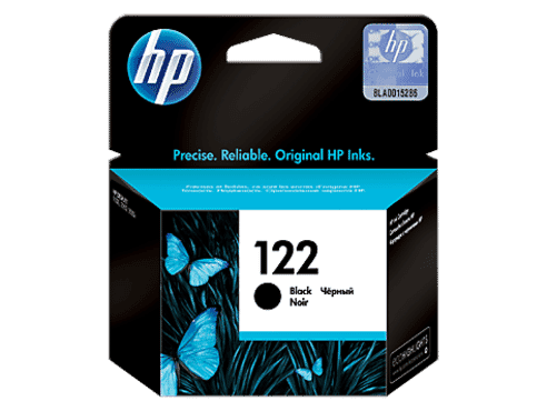 Hp 122 Black Ink Cartridge