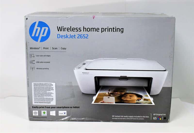 Driver For Hp Deskjet 2652 Printer / Deskjet 123 Hp Com ...