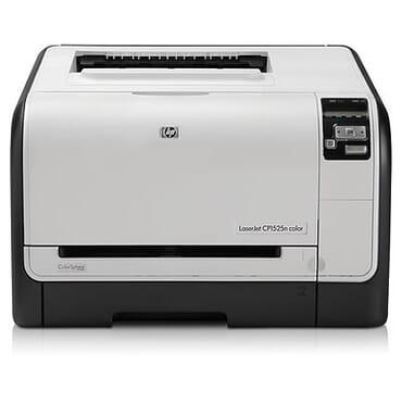 HP LaserJet CP1525n Color Printer