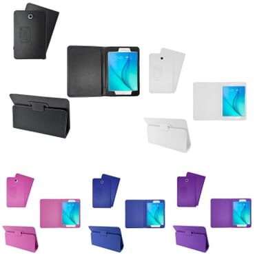 For Samsung Galaxy Note 10.1 P600 Book Pouch Cover Case Wallet PU Leather