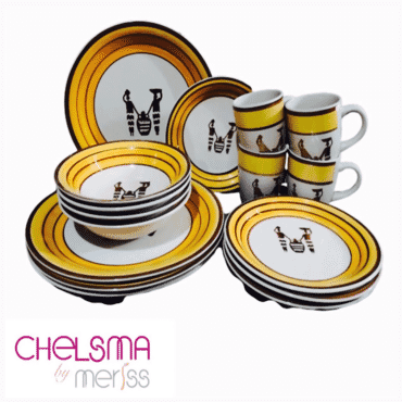 Dinnerset (16 Pieces)