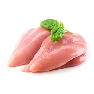 1kg Boneless Organic Chicken