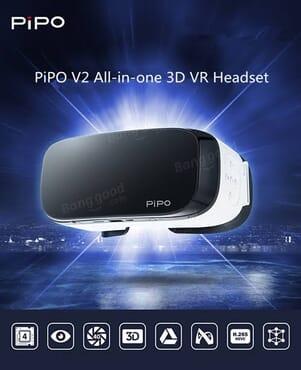 PIPO VR (V1) DEVICE: