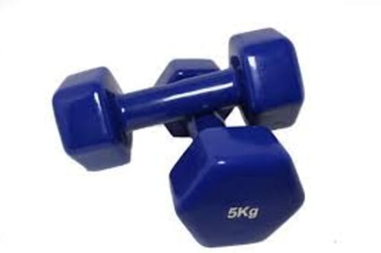 Weight Dumbell-pears of 5kg