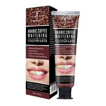 Arabic Coffee 3D White Brilliance Advanced Whitening Toothpaste