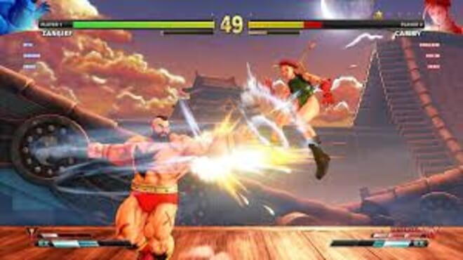 Street Fighter V: Arcade - PlayStation 4