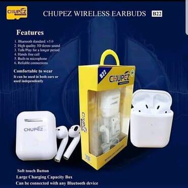Chupez Wireless Earbuds B22