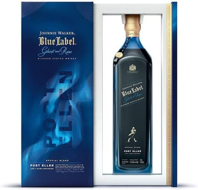 JOHNNIE WALKER BLUE GHOST & RARE 1L