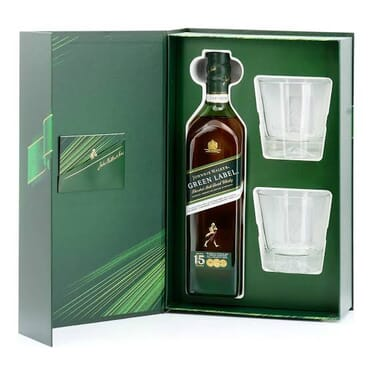 JOHNNIE WALKER Green label 1L