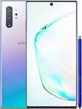 Uk used Samsung Galaxy Note 10 Plus (Note 10+) 6.8'' (12GB RAM, 256GB ROM),(12MP + 16MP) Dual SIM 4300 MAh Smart - Aura Glow