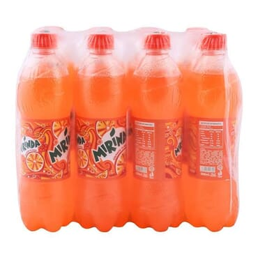 Mirinda Orange  Bottle 50 cl x12