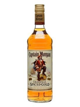 CAPTAIN MORGAN SPICED GOLD 70CL