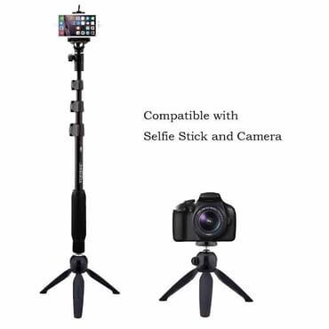 Yunteng 188 Selfie Stick & Yunteng 228 Tripod Combo