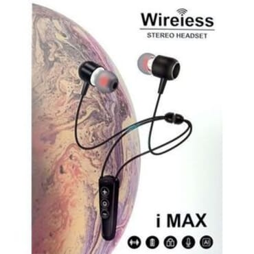 Imax IMax Wireless Bluetooth Stereo Headset