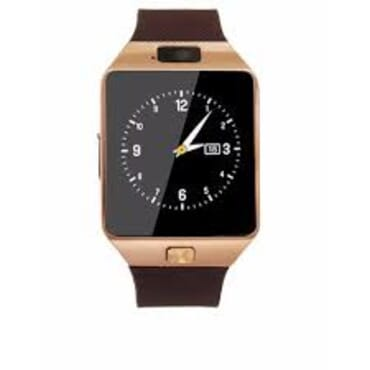 Android Smart Wrist Watch (SIM Card, Memory Card, Camera)