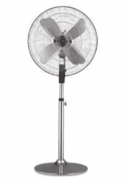 QASA Stainless Steel Industrial Fan - 20 inches - QPIF-20