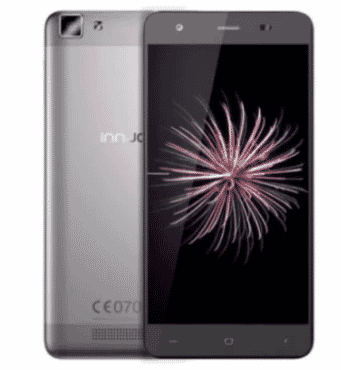 Innjoo Fire 2 Plus - 5.5-Inch - 2GB RAM + 16GB ROM - 13MP + 5MP Camera - Grey