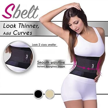 Miss Belt Instant Hourglass Shape