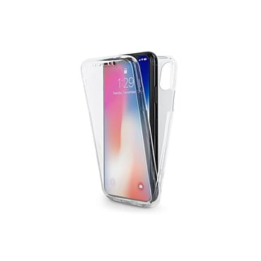 IPhone X Case 360 TPU Case Front And Back Phone Case Cover