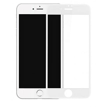 Universal IPhone 7 3D Screen Protector 3D Tempered Glass Screen Protector For IPhone 7 (White)