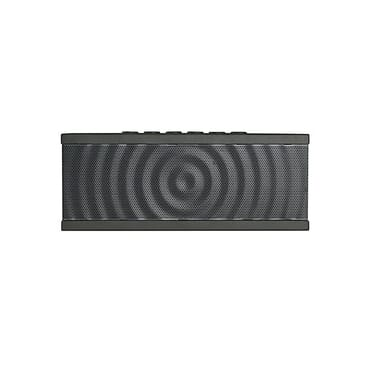 Generic 10W Mega Bass Ultra Portable Bluetooth Speaker - Black