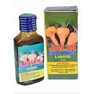 Jalin Herbal Mannex. Sexual Booster And Stamina For Men